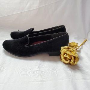 Munro velvet formal loafers